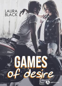 Couverture du livre : Games of desire