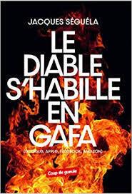 Couverture du livre : le diable s'habille en GAFA