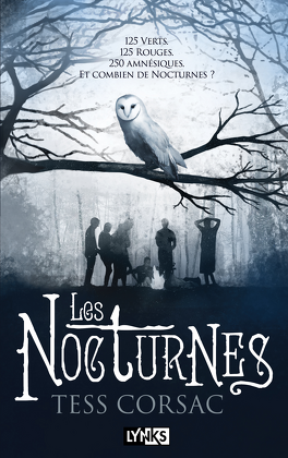 Couverture du livre : Les Nocturnes