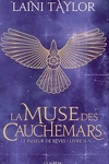 couverture Le Faiseur de rêves, Tome 2 : La Muse des cauchemars