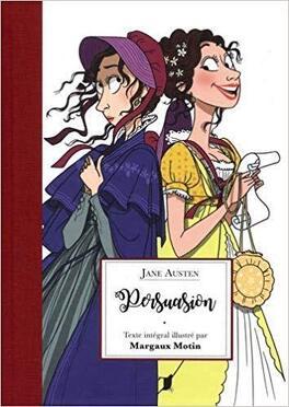 Couverture du livre : Persuasion (Illustré)