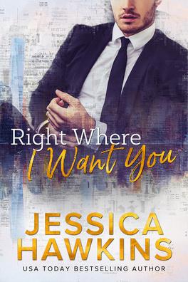 Couverture du livre : Right Where I Want You