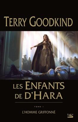 Couverture du livre : Les Enfants de D'Hara, Tome 1 : L'Homme griffonné