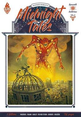 Couverture du livre : Midnight Tales, tome 3