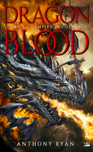 Dragon Blood, Tome 3 : L'Empire des cendres