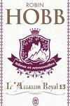 couverture L'Assassin royal, Tome 13 : Adieux et retrouvailles