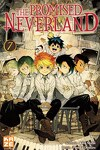 couverture The Promised Neverland, Tome 7 : Décision