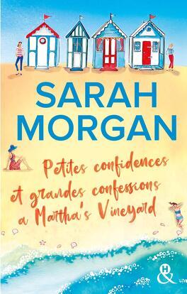 Couverture du livre : Petites confidences et grandes confessions à Martha's Vineyard