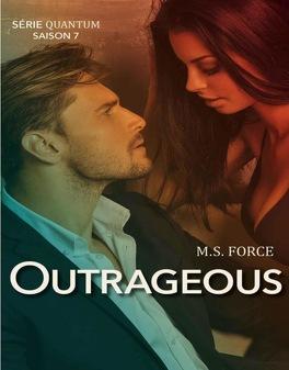 Couverture du livre : Quantum, Tome 7 : Outrageous