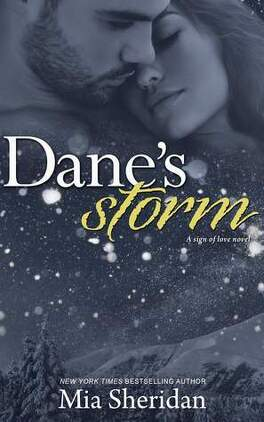 Couverture du livre : Sign of Love, Tome 12 : Dane's storm
