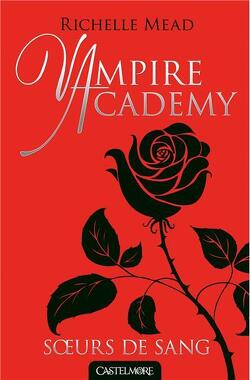 Couverture de Vampire Academy, Tome 1.1 : The Meeting