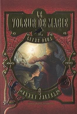 Couverture du livre : Le voleur de magie (tome 2) : perdu