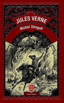 Couverture du livre : Michel Strogoff