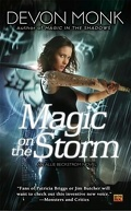 Allie Beckstrom, Tome 4 : Magic on the Storm