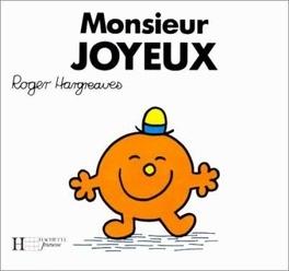 Couverture du livre : Monsieur Joyeux
