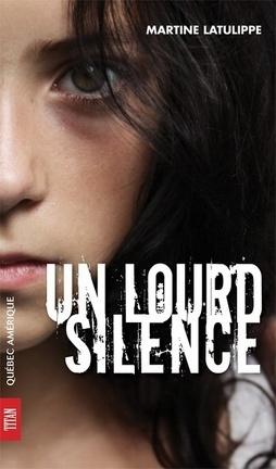 Couverture du livre : Un lourd silence