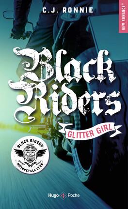 Couverture du livre : Black Riders, Tome 1 : Glitter Girl