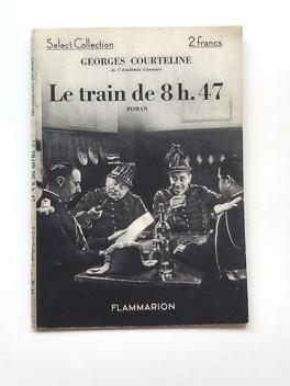 Couverture du livre : Le Train de 8h47