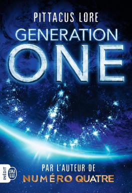 Couverture du livre : Lorien Legacies Reborn : Generation One