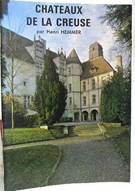 Couverture du livre : Châteaux de la Creuse