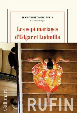 Couverture du livre : Les Sept Mariages d'Edgar et Ludmilla