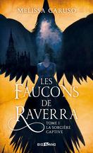 Les Faucons de Raverra, Tome 1 : La Sorcière captive