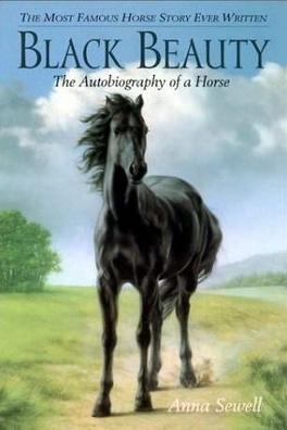 Couverture du livre : Black Beauty