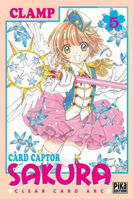Couverture du livre : Card Captor Sakura - Clear Card Arc, Tome 5