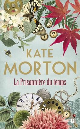 Couverture du livre : La Prisonnière du temps