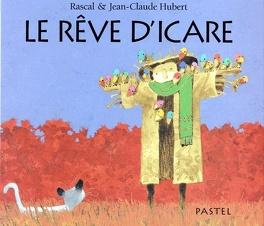 Couverture du livre : le rêve d'Icare