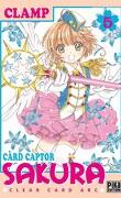 Card Captor Sakura - Clear Card Arc, Tome 5