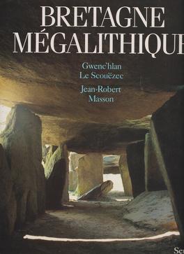 Couverture du livre : Bretagne mégalithique