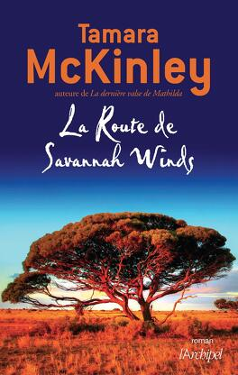 Couverture du livre : La Route de Savannah Winds