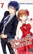 Shinobi Quartet, Tome 7