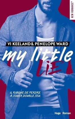 Couverture du livre : My little lie