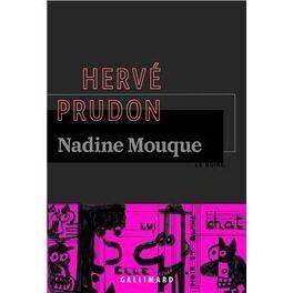 Couverture du livre : Nadine Mouque