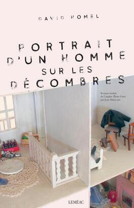 Couverture du livre : Portrait d'un homme sur les décombres