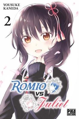 Couverture du livre : Romio vs Juliet, Tome 2
