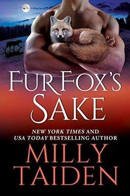 Couverture du livre : Shifters Undercover, Tome 2 : Fur Fox's Sake
