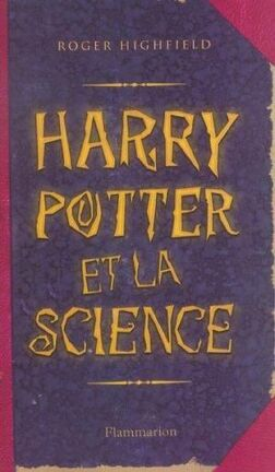 Couverture du livre : Harry Potter et la science