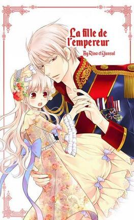 Couverture du livre : La Fille de l'empereur