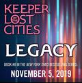 Gardiens des cités perdues, Tome 8 : Legacy