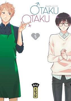 Couverture de Otaku Otaku, Tome 5