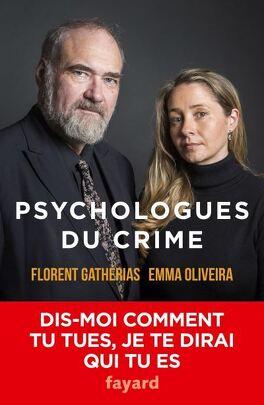 Couverture du livre : Psychologues du crime