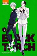 Black Torch, Tome 5