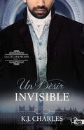 La Cité des péchés, Tome 1 : Désir invisible