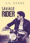Savage Rider (shades of desire)