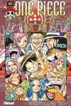 couverture One Piece, Tome 90 : La Terre sainte de Marie Joie