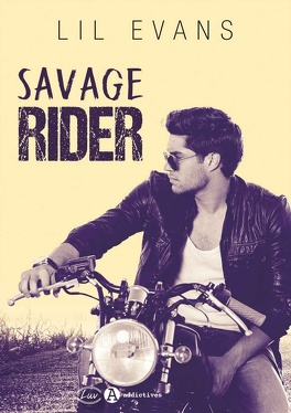 Couverture du livre : Savage Rider (shades of desire)
