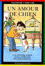 Couverture du livre : Un amour de chien